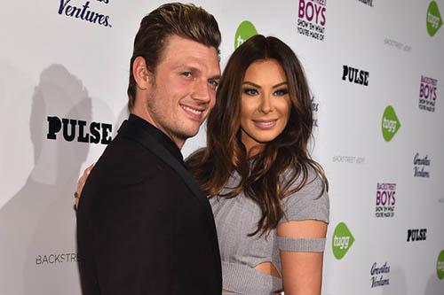 Nick Carter y su esposa Lauren embarazados!