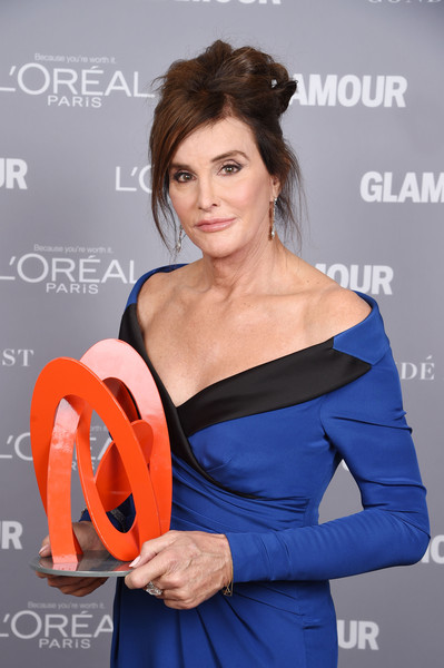 Caitlyn Jenner Glamour Women of The Year Awards