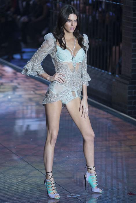 La dieta de Kendall Jenner para Victoria's Secret
