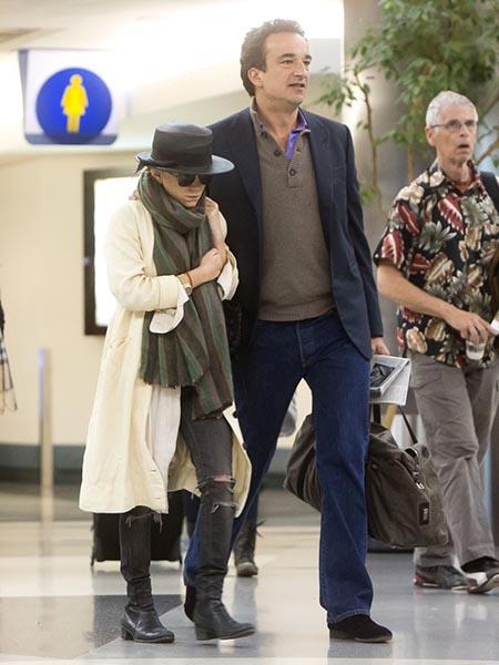 Mary Kate Olsen se casó con Olivier Sarkozy!!