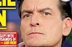 Charlie Sheen: VIH Positivo? [National Enquirer]