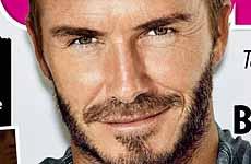 David Beckham: Hombre Mas Sexy 2015 [People]