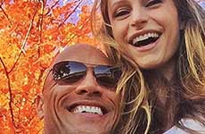 Dwayne 'The Rock' Johnson tendrá una niña!!