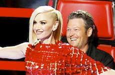Gwen Stefani & Blake juntos por The Voice?