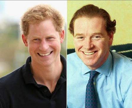 Escándalo! Paternidad del Príncipe Harry revelada!?