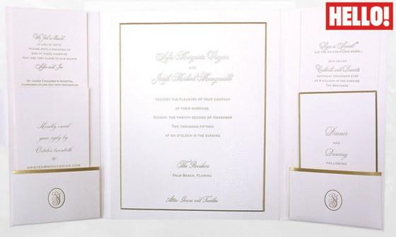 Detalles de la boda de Sofia Vergara y Joe Manganiello