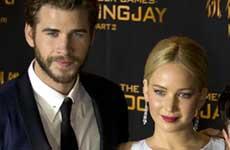 Jennifer Lawrence: premier Sinsajo 2 en Beijing
