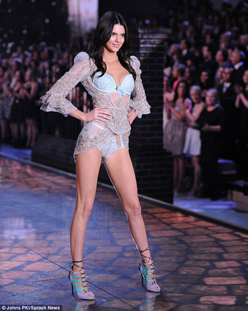 Kendall Jenner: Victoria's Secret Fashion Show