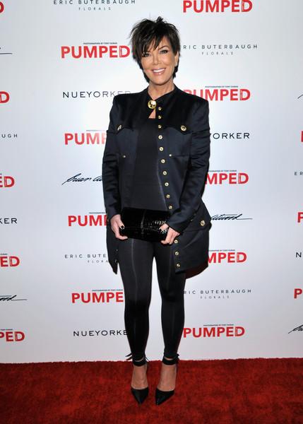 Kris Jenner: problemas con la bebida? She's drunk!