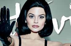 Kylie Jenner odia el maquillaje muestra trasero