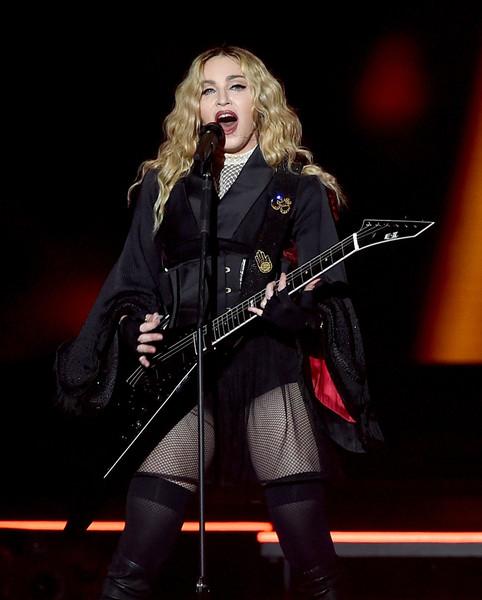 Madonna habla de los ataques de París
