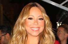 Mariah Carey hospitalizada por gripe Delgada, Lipo?