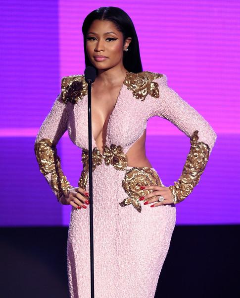 Nicki Minaj: total B*tch en los AMAs 2015