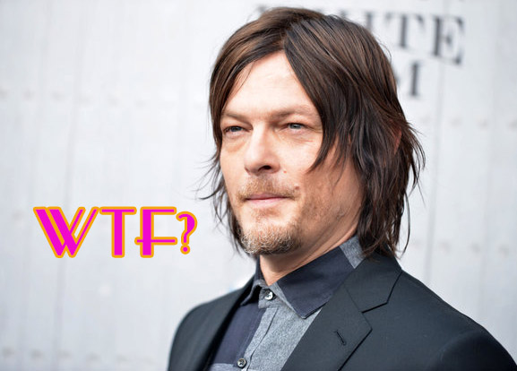 Walking Dead, Norman Reedus mordido por una fan - WTF?