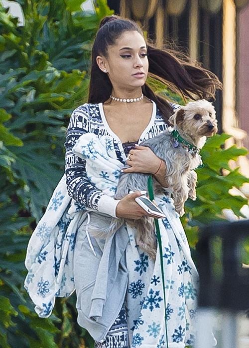Ariana Grande suspende tour por mala cirugia plastica? WTF?