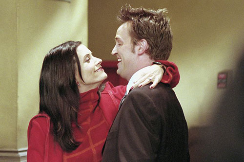 Courteney Cox y Matthew Perry saliendo? OMG!