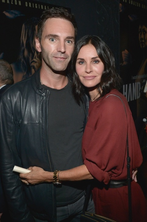 Por qué terminaron Courteney Cox y Johnny McDaid?