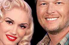 Gwen Stefani y Blake Shelton esperan un baby! [InTouch]