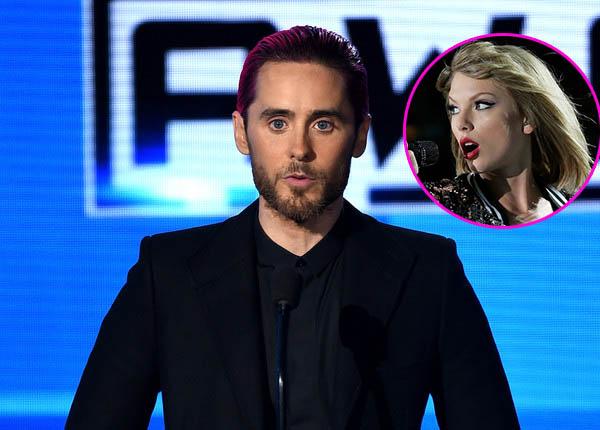 Jared Leto insulta a Taylor Swift Demanda a TMZ