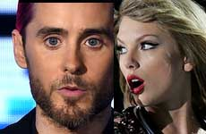 Jared Leto insulta a Taylor Swift Demanda a TMZ