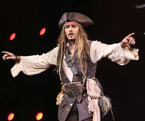 Johnny Depp el actor más sobrevaluado 2015 [Forbes]