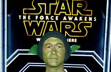 Joseph Gordon-Levitt: Premier Star Wars: The Force Awakens