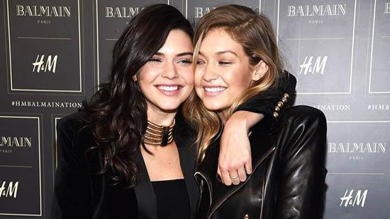 Cuánto ganan Kendall Jenner y Gigi Hadid en Instagram?