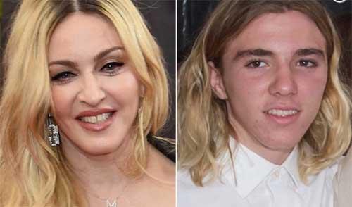 El hijo de Madonna, Rocco no quiere estar con ella