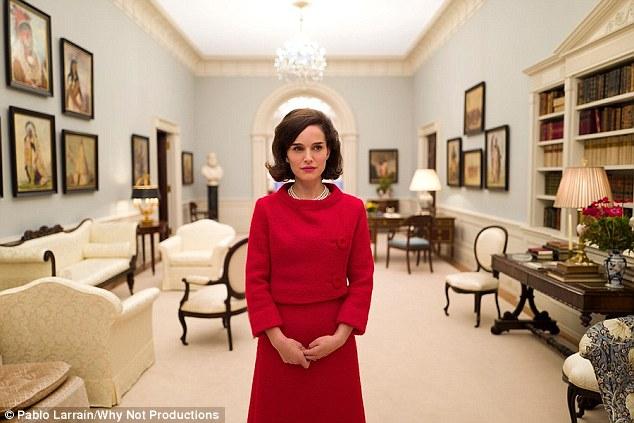 Natalie Portman como Jackie Kennedy - Igual o Nah?