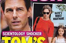 Tom Cruise se lleva a Suri? [InTouch]