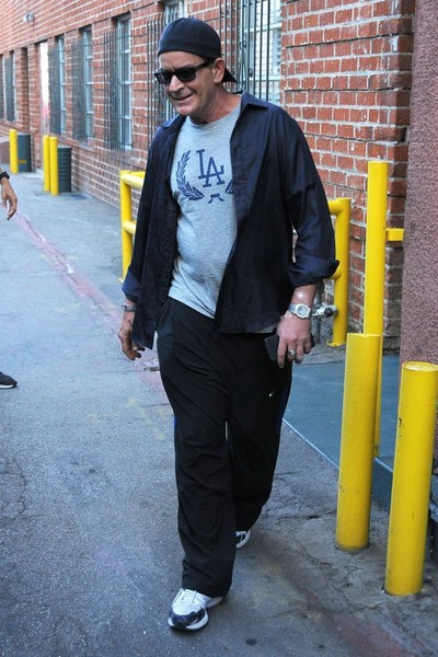 Charlie Sheen insulta a sus hijas y a su ex Denise Richards
