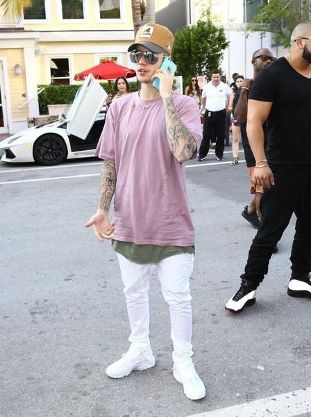 Justin Bieber: Kourtney Kardashian me usó
