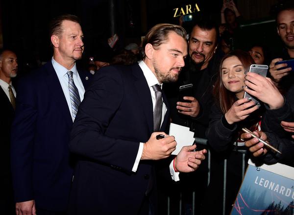Leonardo DiCaprio y Kelly Rohrbach terminaron!