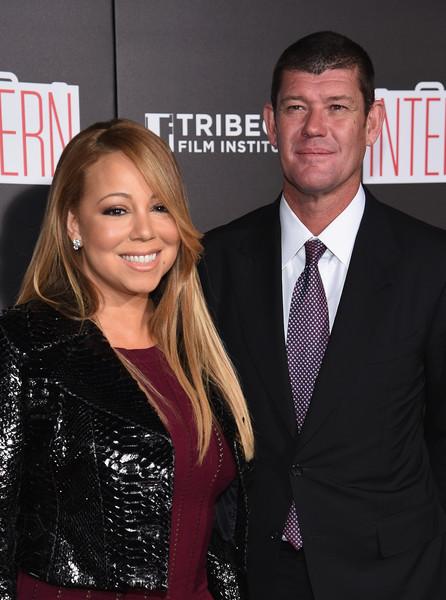 Mariah Carey comprometida con James Packer!