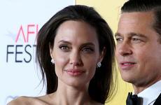 Angelina Jolie y Brad Pitt negociando el divorcio?