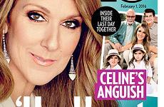 Celine Dion destrozada por muerte de su esposo [People]