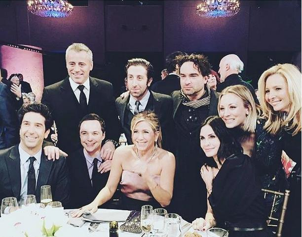 "Matthew Perry no recuerda 3 temporadas de ""Friends"""