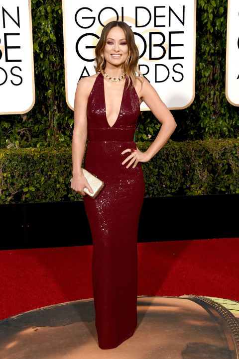 Alfombra Roja Golden Globes 2016