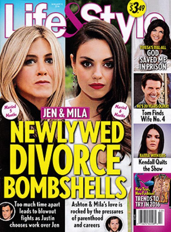 Jen & Mila: Las recién casadas se divorcian! L&S