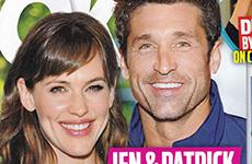 Jennifer Garner y Patrick Dempsey: Salen secretamente! OK!