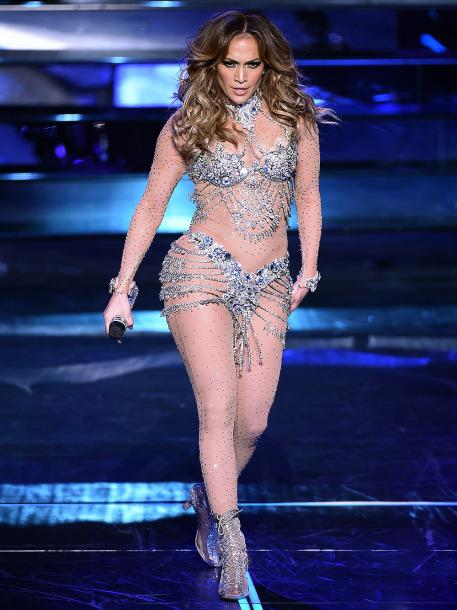 Move on Britney!! JLo llegó a Las Vegas!