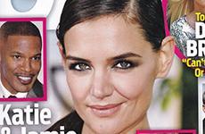Katie Holmes y Jamie Foxx: Boda y Baby! [OK!]