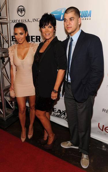Kris Jenner paga a Rob Kardashian para que entre a rehab