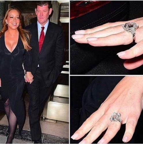 Mariah Carey y Packer comprometidos pero casados?