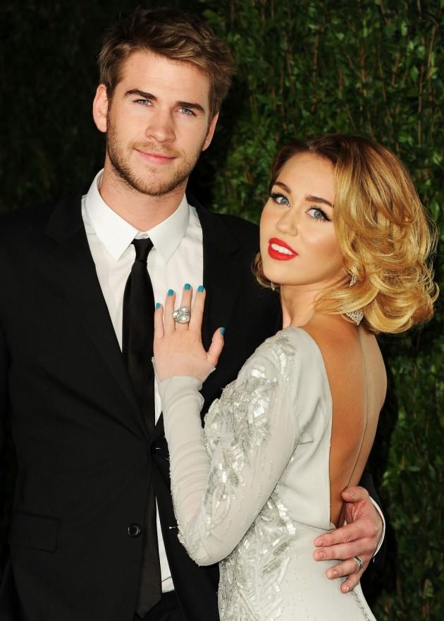 Miley Cyrus y Liam Hemsworth viviendo juntos again?