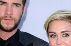 Miley Cyrus y Liam Hemsworth juntos en 2016!