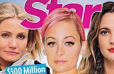 3 divorcios: Nicole, Drew y Cameron [Star]