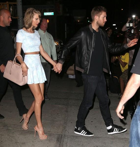 Taylor Swift y Calvin Harris viven juntos? NOPE!