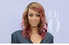 Tyra Banks es madre!! Baby York Banks Asla