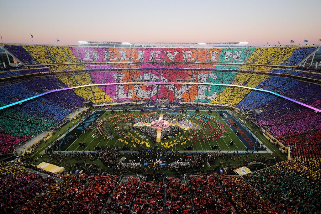 Coldplay, Bruno Mars, Beyonce: Super Bowl 50